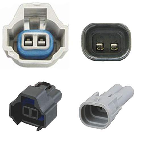 Connecteur d'injecteur - NIPPON DENSO DUAL SLOT (SET)