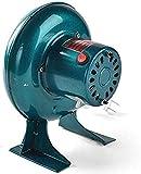 WLD Aire acondicionado de verano Ventilador Inflador Ventilador centrífugo de aire eléctrico, Ventilador de bomba Ventilador inflable comercial de la gorila, Perfecto para la casa inflable de la desp