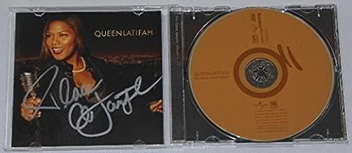 signed queen album