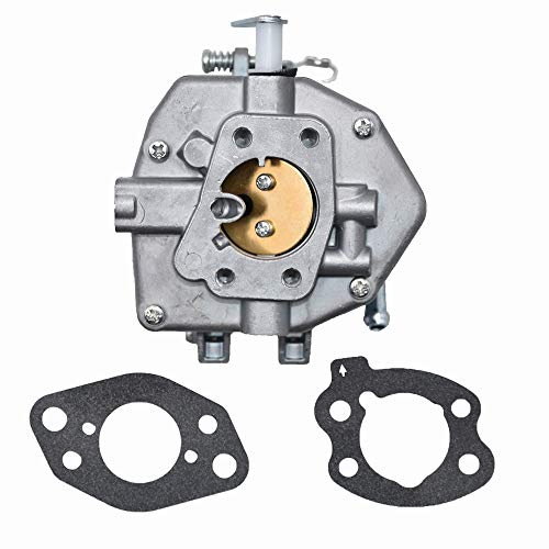 JDLLONG Carburetor w/Gaskets 846109 for Briggs & Stratton Fits 303442 303445 303446 303447 305442 305445 305446 305447 Series Vanguard 16 Hp Engines 843324