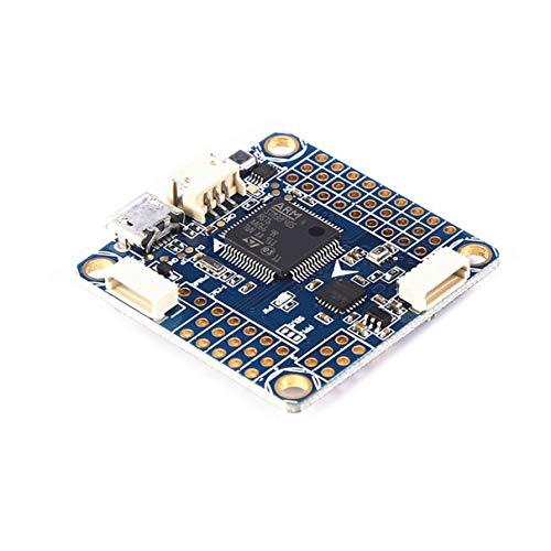 Betaflight F4 V3 Tablero Controlador de Vuelo Barómetro Incorporado Ranura OSD TF para FPV Quadcopter 5V 3A SBEC STM32 F405 MCU (Azul) (Togames)