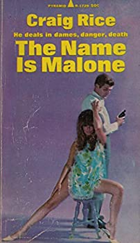 The Name is Malone 1015503500 Book Cover