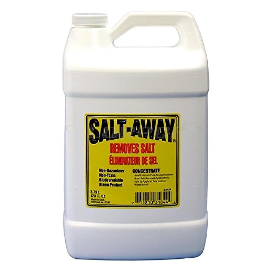 凍った酒自信があるソルトアウェイ 原液 3784ml 単品 SALT-AWAY 塩害腐食防止剤 メンテナンス ジェットスキーPWC 船 除去剤 SA-128