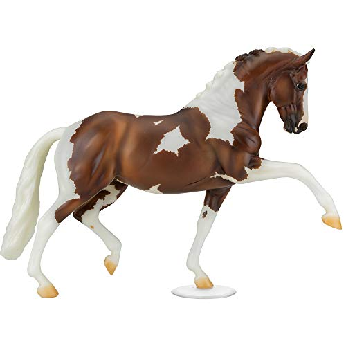 Breyer Horses Traditional Series Adiah HP | Champion Dressage Horse | Horse Toy Model | 13' x 9' | 1:9 Scale Horse Figurine | Model #1830