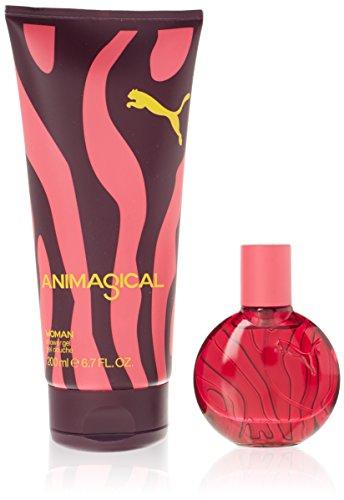 Puma Animagical Woman Geschenkset 20ml EDT + 200ml Duschgel