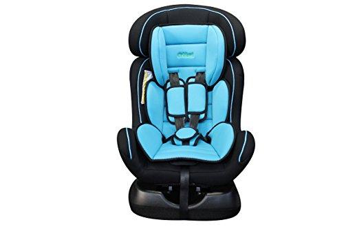 ORIDENT Auto Kindersitz BXS 0-25 kg 0+I+II Gruppe-0+1+2 nach Norm ECE 44-04 (Blau)