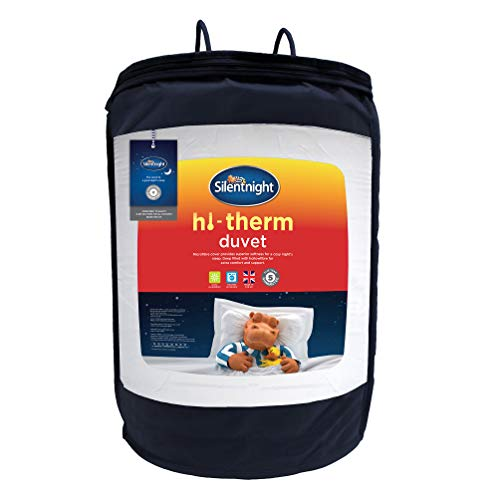 Silentnight Hi-Therm 15 Tog Duvet, Double