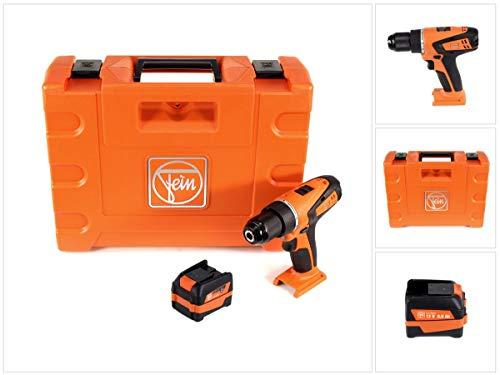 FEIN ABSU 12 Select accu-boormachine 12V 20Nm + 1x accu 6,0Ah + koffer - zonder oplader
