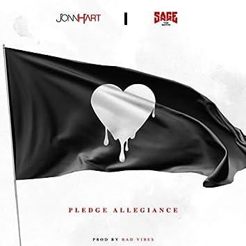 Pledge Allegiance (feat. Sage the Gemini)