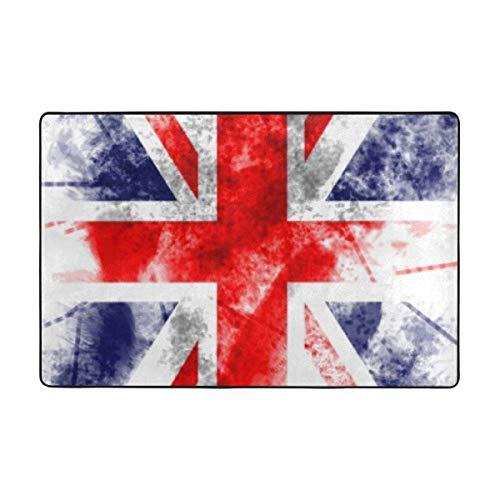 Lindsay Gosse Britische Flagge Super Weiche Moderne Teppiche Wohnzimmer Teppich Schlafzimmer Teppich Für Kinder Spielen Solide Home Decorator Boden Teppich