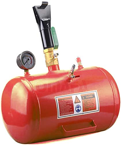 Calderin talonador para inflar neumaticos talonar y destalonar versión 38L