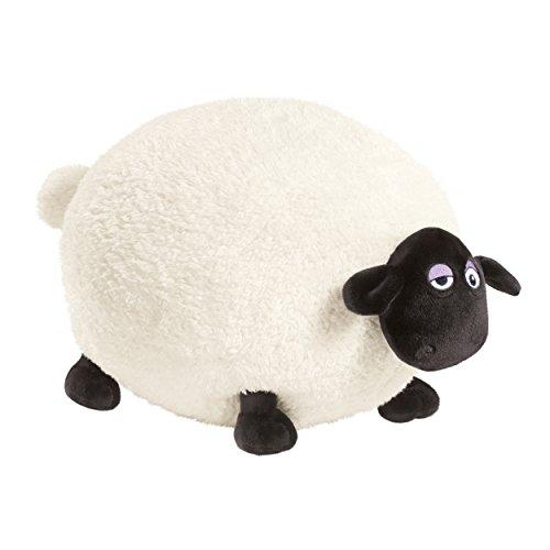NICI Kuscheltier Shirley das Schaf 30 cm – Schaf Plüschtier für Mädchen, Jungen & Babys – Flauschiges Stofftier Schaf zum Kuscheln, Spielen & Schlafen – Gemütliches Schmusetier für jedes Alter – 39657