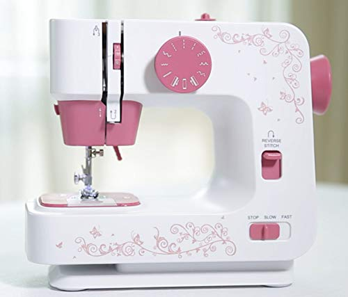 Review Of Multi-Function Household DIY Electric Sewing Machine, 12 Different Stitches (1)