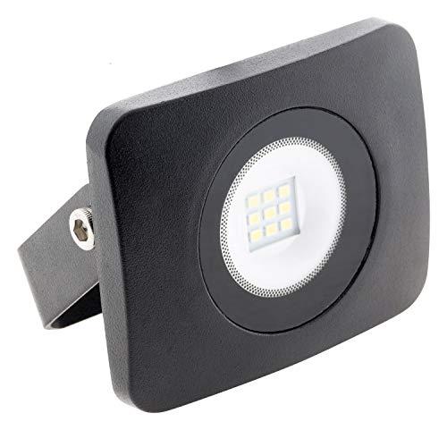 elexity 499917 Projecteur, 10 W, Noir