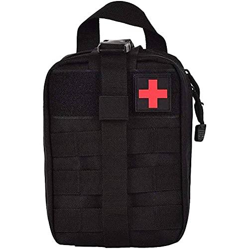 Bolsa Táctica De Primeros Auxilios, Paquete De Herramientas De Supervivencia De Emergencia, Bolsa Médica Militar, Bolsa De Trauma De Emergencia Para Equipo Al Aire Libre, Se Aplica Al Campamento