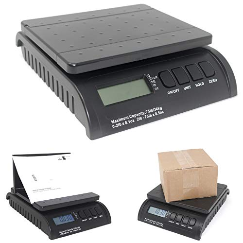 Digital Postal Scales - Electronic Weighing Scale for All Parcels and...