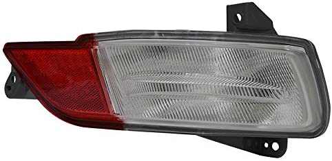Rareelectrical NEW RIGHT BACK UP LIGHT COMPATIBLE WITH HONDA PIL
