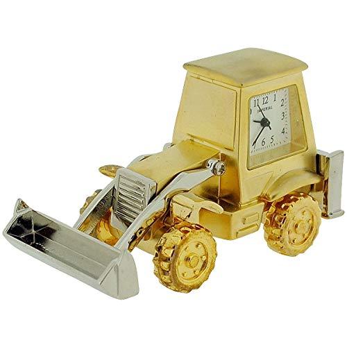 Orologio GTP display cinturino Metallo oro e quadrante Bianco IMP1048two tone
