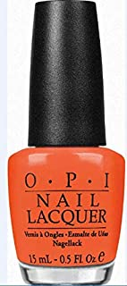O.P.I Nail Lacquer, A Good Man-Darin is Hard Find, 15ml
