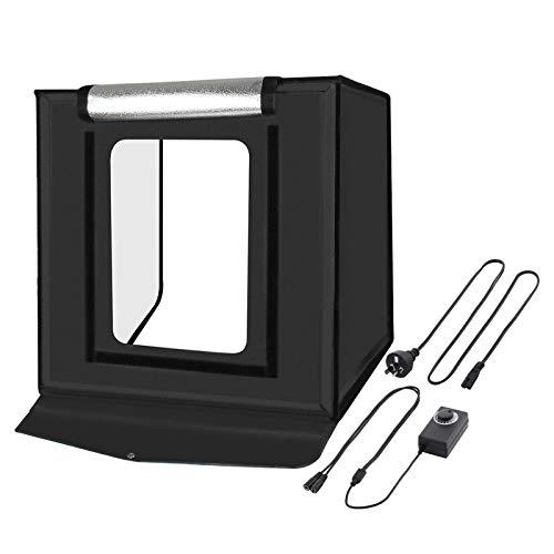 Studio Box Profissional PULUZ | 40cm X 40cm | Led 30w 5500k
