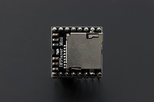 In ZIYUN,A Mini MP3 Player For Arduino,a small and low cost,without any other tedious underlying operations,Widely used in any scene of the voice broadcast, navigation system, alarm system