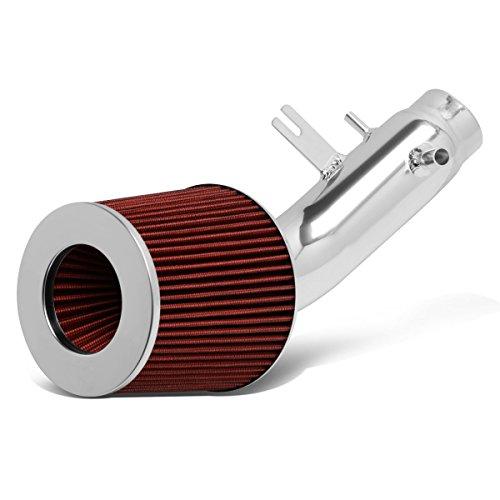 DNA Motoring ITK-0041-RD sistema de admisión de aire para Ram corto, color rojo [para Honda Civic Si] 06…