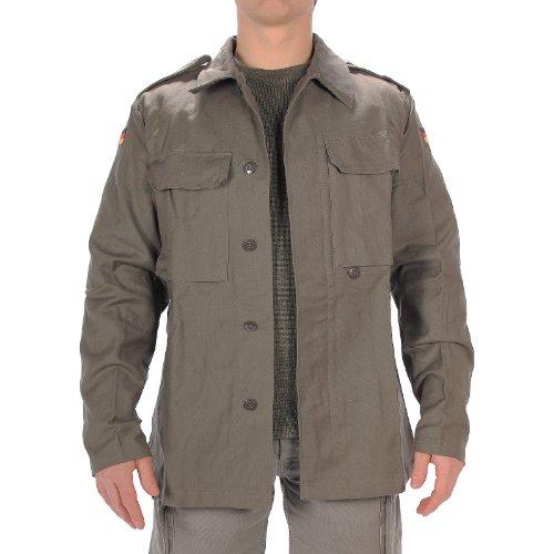 Mil-Tec BW Moleskin Jacket Olive Size XL Reg