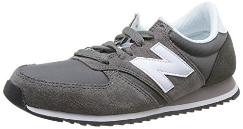 New Balance U420 , Baskets mode mixte adulte, Gris (Grey/White/032) - 36 EU (3.5 UK )