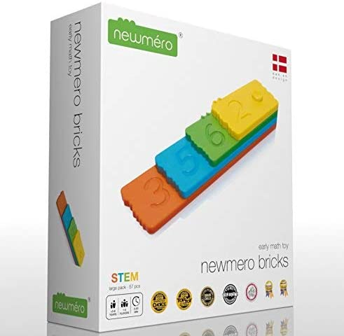 newméro Bricks - Stem Toys Math Learning Gir and Ranking TOP3 for Boys Max 73% OFF