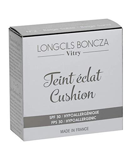 Longcils Boncza by Vitry Teint Éclat Cushion Beige Sable