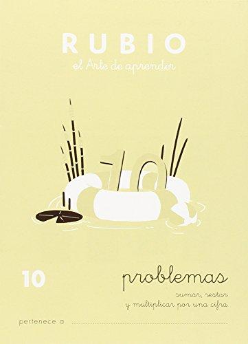Rubio PR-10 - Cuaderno problemas (Operaciones y Problemas RUBIO)