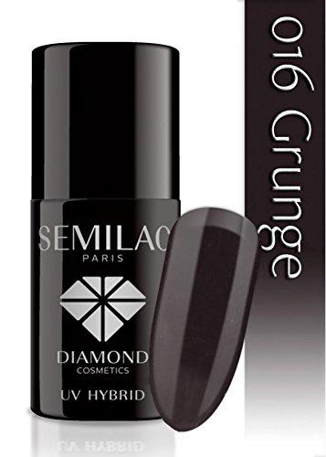 semilac Grunge 016UV LED Gel Hybrid by semilac Paris 7ml
