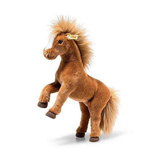Steiff 674723 Pferd, rotbraun
