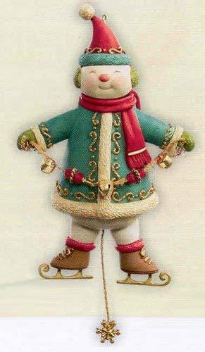 Price comparison product image Hallmark Keepsake Christmas Ornament Snowman Yuletide Treasures