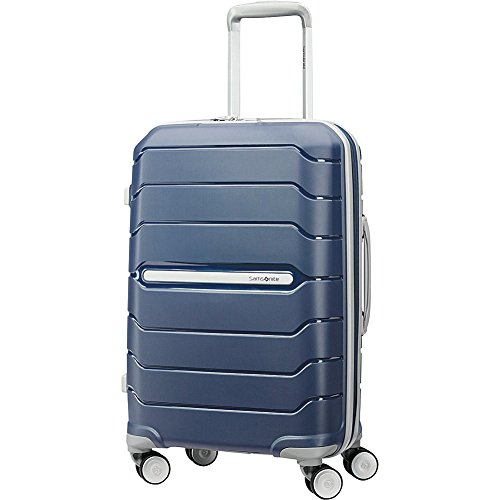 Samsonite Freeform Hardside Luggage, Navy, Carry-On
