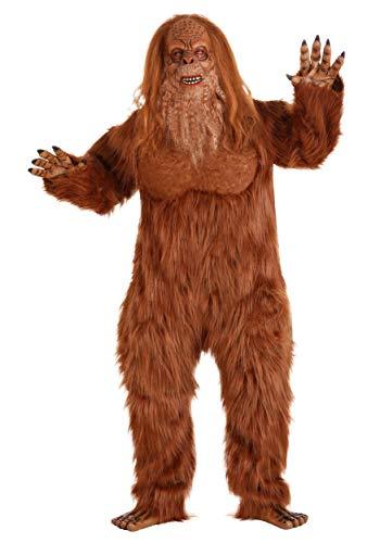 Jack Links Plus Size Adult Sasquatch Costume 3X
