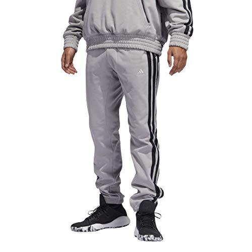 adidas Legend Basketball Pantalones, Gris, XXL Tall para Hombre