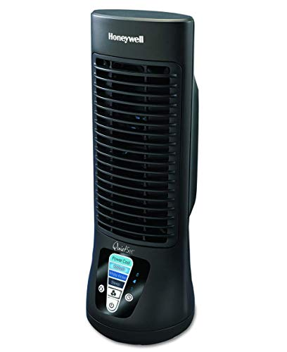 Honeywell HTF210B Quiet Set Personal Table Fan (2 Pack)