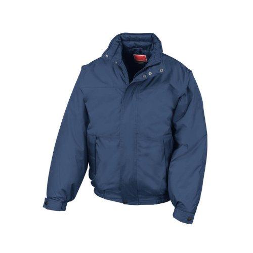 Result Shoreline - Blouson Coupe-Vent imperméable - Homme (S) (Bleu Marine)