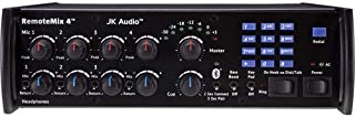 JK Audio RemoteMix 4 Mixer de transmissão portátil com linha telefônica híbrida