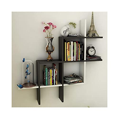 N/Z Home Equipment Wall Floating Wall Frame Multi Function Floating Frame Storage Display Hidden Frame Decorative Ornaments Outdoor Balcony Books