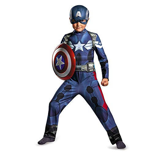 - Classic Captain America Kostüme