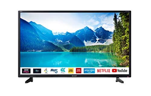 Sharp 32AC2K 32 inch HD Ready Smart LED TV