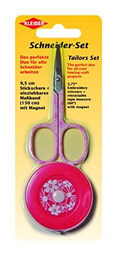 Kleiber + Co.GmbH Schneider-Set pink, Rose