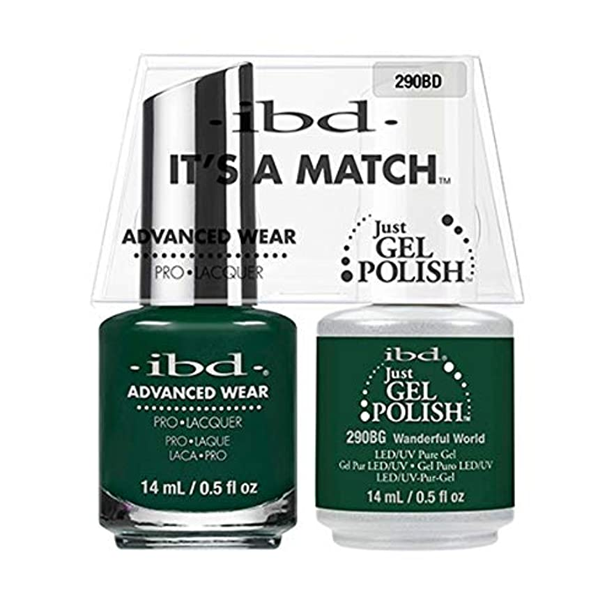 征服者過度のシュリンクibd - It's A Match - Duo Pack - Serengeti Soul Collection - Wanderful World - 14ml / 0.5oz each