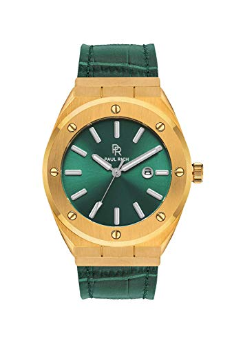 Reloj Paul Rich Signature Collection King's Jade Leather