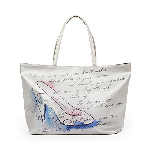 FAB Starpoint Disney Cinderella Dreaming of The Ball Tote Handbag
