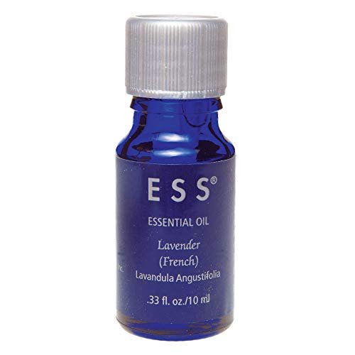 ESS Aromatherapy Lavender (French) Oil 0.33 FL Oz