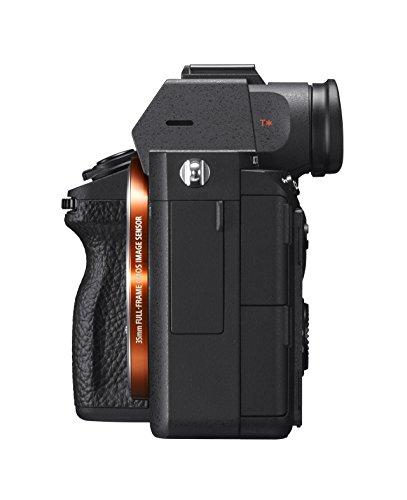 Sony Alpha 7 III   Spiegellose Vollformat-Kamera mit Sony 28-70 mm f/3.5-5.6 Zoom-Objektiv ( Schneller 0,02s AF, optische 5-Achsen-Bildstabilisierung, 4K HLG Videoaufnahmen, große Akkukapazität)