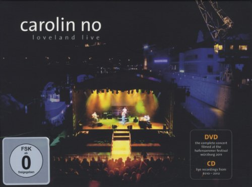 carolin no - loveland live (DVD-Video+CD)